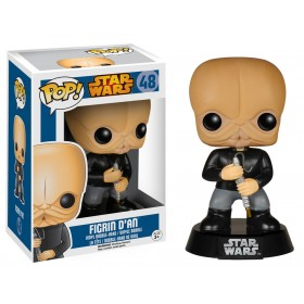 Star Wars Gamestop Figrin D'an Pop! Vinyl Exclusive